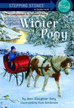 Winter Pony (Paperback)
