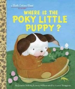 Where Is the Poky Little Puppy? (Hardcover)