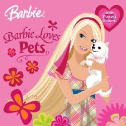 Barbie Loves Pets (Paperback)