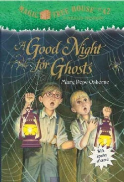 A Good Night for Ghosts (Paperback)
