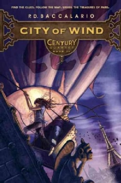 City of Wind (Paperback)