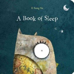 A Book of Sleep (Board book)