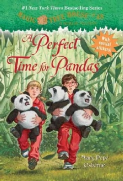 A Perfect Time for Pandas (Paperback)