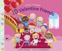 10 Valentine Friends (Board book)