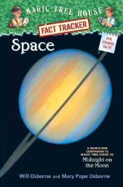 Space: A Nonfiction Companion to Magic Tree House #8: Midnight on the Moon (Hardcover)