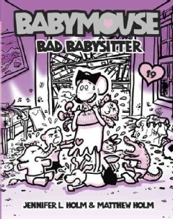 Bad Babysitter (Hardcover)