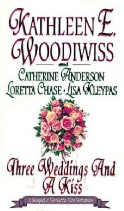 Three Weddings and a Kiss (Paperback)