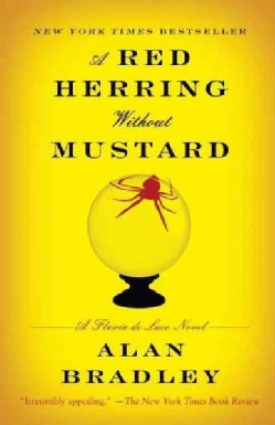 A Red Herring Without Mustard: A Flavia de Luce Novel (Paperback)