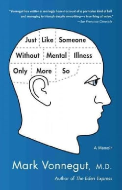 Just Like Someone Without Mental Illness Only More So: A Memoir (Paperback)
