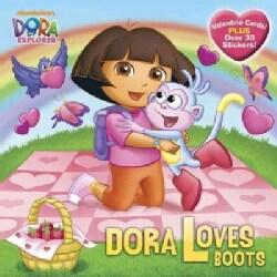 Dora Loves Boots (Paperback)
