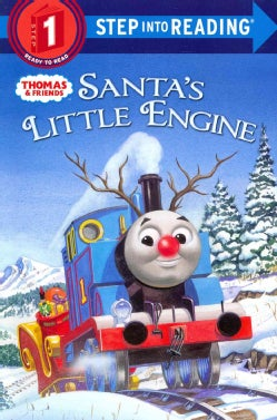 Santa's Little Engine (Paperback)