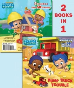Dump Truck Trouble / Let's Build a Doghouse! (Paperback)