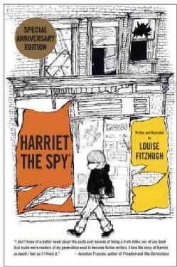 Harriet the Spy: 50th Anniversary Edition (Hardcover)
