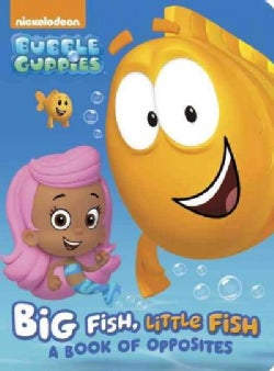 Big Fish, Little Fish: A Book of Opposites (Board book)