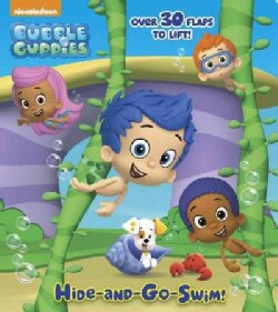 Hide-and-Go-Swim! Nifty Lift-and-Look (Board book)
