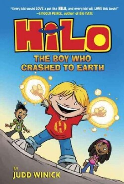 Hilo 1: The Boy Who Crashed to Earth (Hardcover)