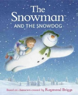 The Snowman and the Snowdog (Hardcover)