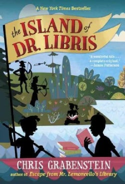 The Island of Dr. Libris (Paperback)