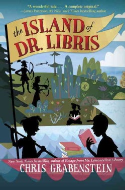 The Island of Dr. Libris (Hardcover)