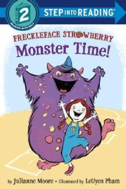 Monster Time! (Paperback)