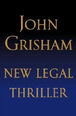New Legal Thriller (Hardcover)