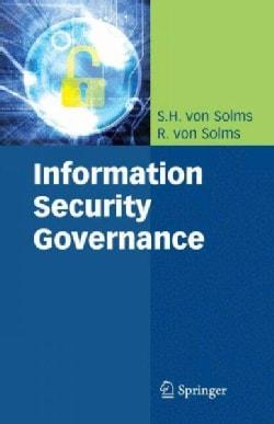 Information Security Governance (Hardcover)