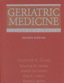 Geriatric Medicine: An Evidence-Based Approach (Hardcover)