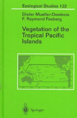 Vegetation of the Tropical Pacific Islands (Hardcover)
