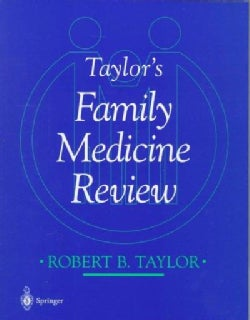 Taylor's Family Medicine Review (Paperback)