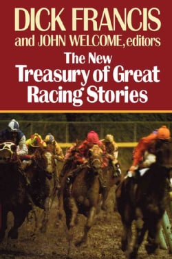 The New Treasury of Great Racing Stories (Hardcover)