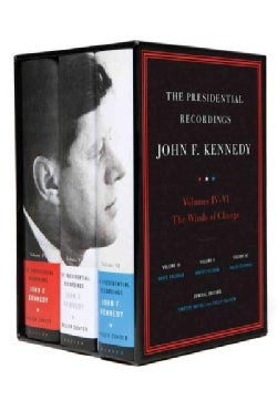 John F. Kennedy: The Winds of Change (Hardcover)