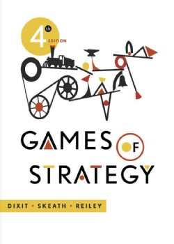 Games of Strategy (Paperback)