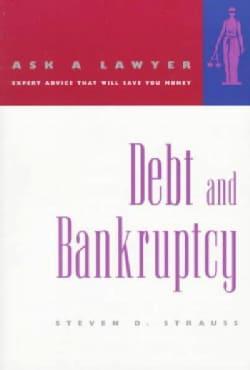 Debt and Bankruptcy (Paperback)