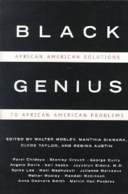 Black Genius: African American Solutions to African American Problems (Paperback)