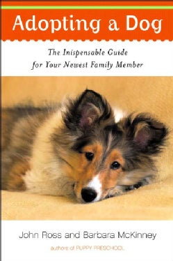 Adopting A Dog: The Indispensable Guide For Your Newest Family Member (Paperback)