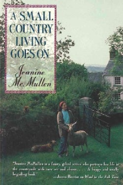 A Small Country Living Goes On (Paperback)