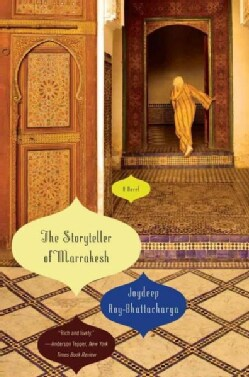 The Storyteller of Marrakesh (Paperback)