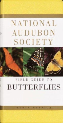 National Audubon Society Field Guide to North American Butterflies (Paperback)