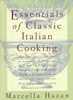 Essentials of Classic Italian Cooking (Hardcover)