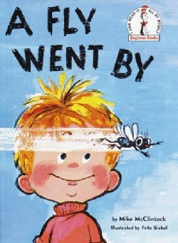A Fly Went by (Hardcover)
