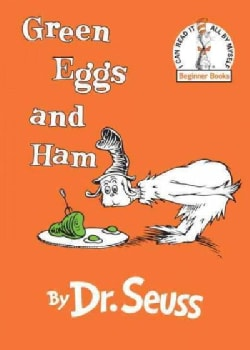 Green Eggs and Ham (Hardcover)