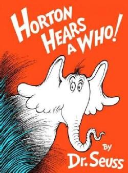 Horton Hears a Who (Hardcover)
