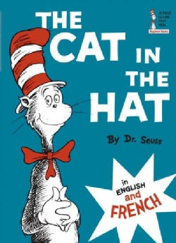 Cat in the Hat English and French (Hardcover)