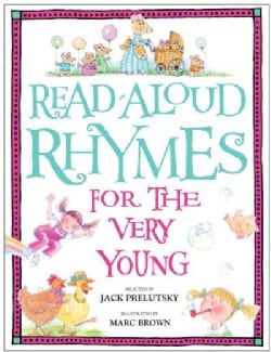 Read-aloud Rhymes for the Very Young (Hardcover)