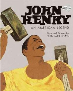John Henry: An American Legend (Paperback)