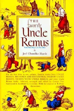 Favorite Uncle Remus (Hardcover)