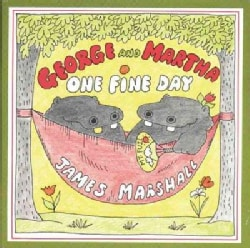 George and Martha One Fine Day (Paperback)