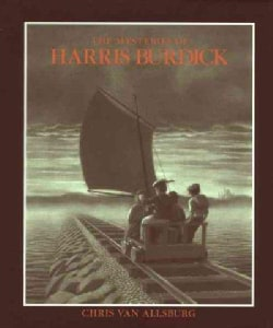 The Mysteries of Harris Burdick (Hardcover)
