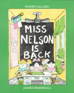 Miss Nelson Is Back (Paperback)