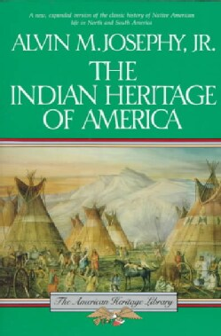 The Indian Heritage of America (Paperback)